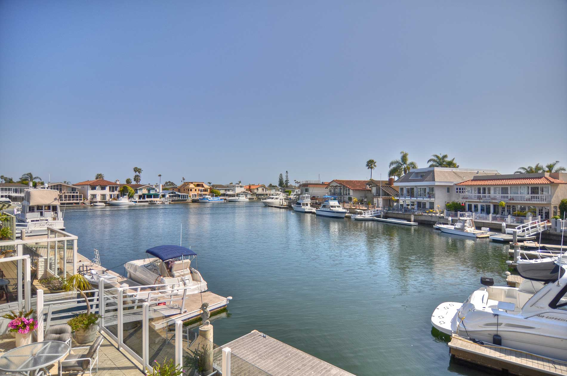 Lido Island Newport Beach Waterfront Homes for Sale